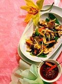 Chinese Vegetables with Beef