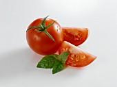Tomato & Tomato Quarters