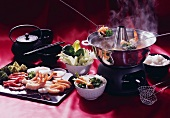 Typical Chinese Fondue