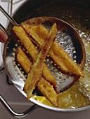 Fried Celery Stalks