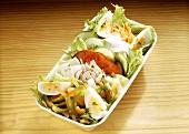 Colorful Mixed Salad