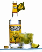A Bottle of Cachaca