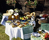 Bavarian Snack Buffet
