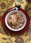 Lentil Soup with Kassler Rippenspeer