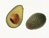Whole & Half Avocado
