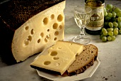 Emmenthal Cheese from Allgaeu