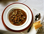 Game Goulash Soup