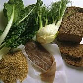 Foods high on Magnesia