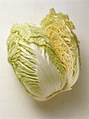 Half a Chinese Cabbage