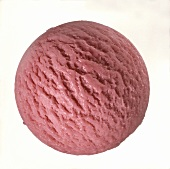 Scoop of Berry Sorbet