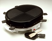 Raclette grill, Hot Stone