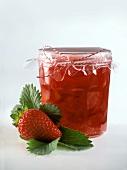 Strawberry Mango Jam
