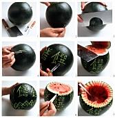 Melon shell