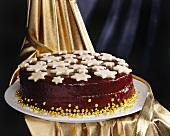 Christmas Sacher torte