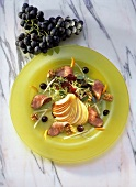 Pear-Duck Salad