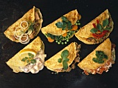 Spicy Crepes