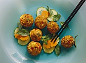 Asian Vegetable Balls