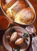 Salzburg Style sweet Dumplings & Curd Gnocchi