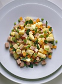 Ham Salad with Cheese