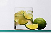 Caipirinha; A Lime Cocktail