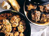 Oxtail Stew & Ossobuco Milanese