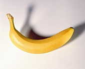 Single Ripe Banana