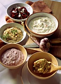 Five Dips for the Fondues