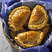 Filled Pastry with Poppy-seed