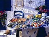 Greek Buffet  Greek Buffet