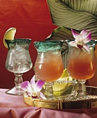 Gin Tonic & Singapore Sling