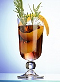 Hot Rosemary Drink