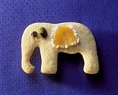 Sweet pastry elephant