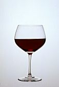 A Glass of Burgundy Wine