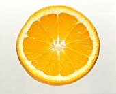A slice of orange