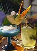 Kubanische Drinks: Rum Alexander, Havana Side Car & Mojito