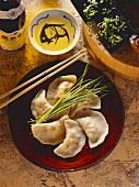 Filled Chinese Ravioli