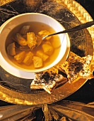 Artichoke Hearts Soup
