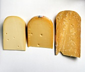Three Sorts of Gouda Cheese