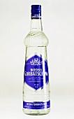 A Bottle of Gorbatschow Vodka