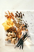 Still Life of Exotic Spices