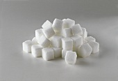 Sugar cube on a heap