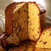 Panettone (Christmas cake), Lombardy, Italy