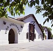 Renowned Bodega Undurraga in Santa Ana, Maipo Valley, Chile