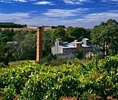 Alte Destillerie im Gut Seppeltsfield, Barossa V., Australien