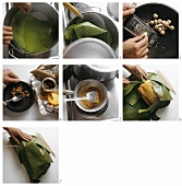 Bali-Ente zubereiten