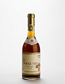 "Dessert wine bottle ""Tokaji aszu, 4-puttonos"" (Tokaj, Hungary)"
