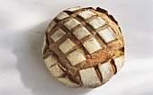 A loaf of rye bread