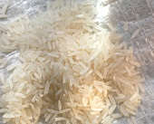 A Small Pile of Aromatic Rice