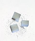 Three Sugar Cubes