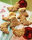Fruit and nut biscuits (little boots and moons)